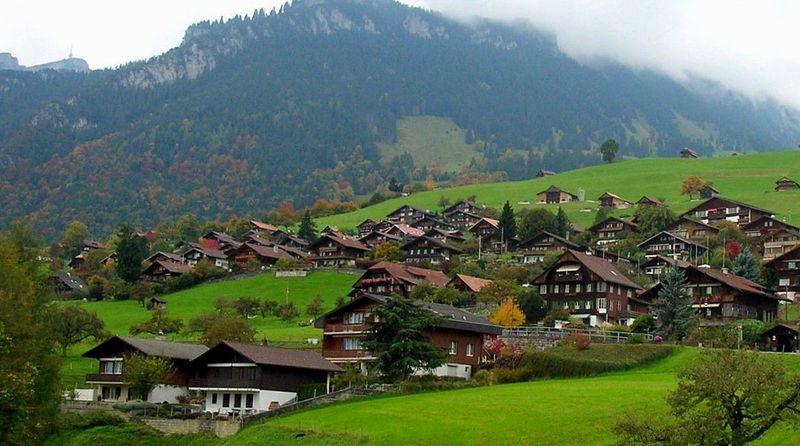 Швейцария - одна из самых безопасных стран мира