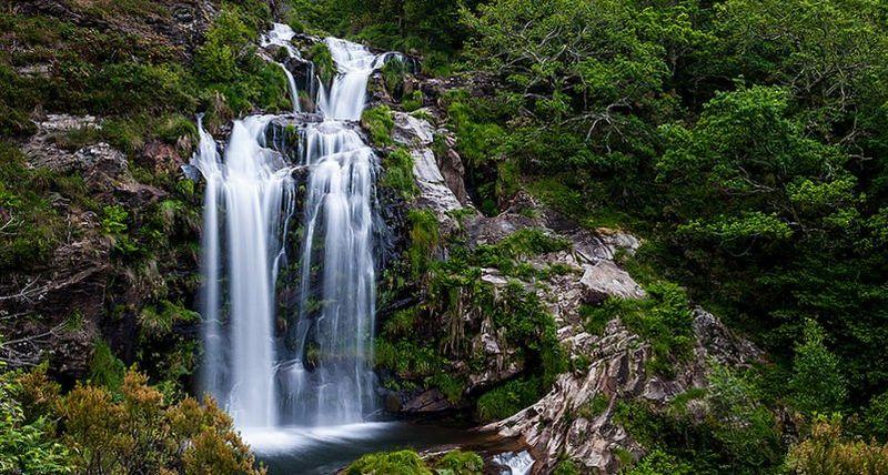 Самые высокие водопады