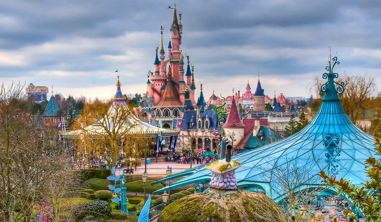 Сколько стоит билет в Диснейленд в Париже