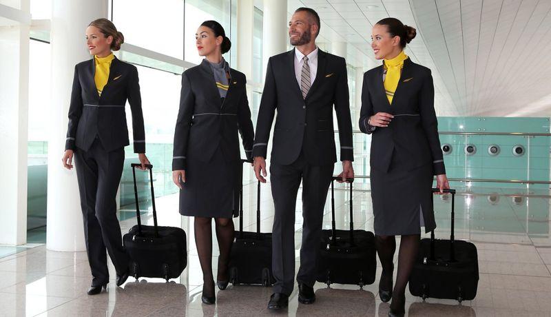 Работа пилота или стюардессы