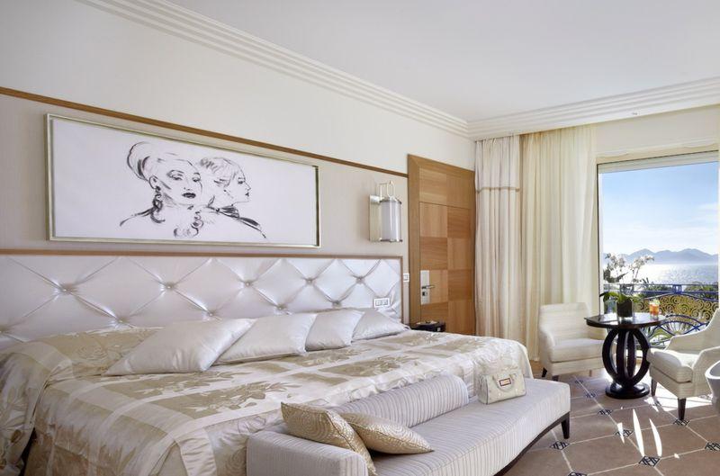 Grand Hyatt Martinez, Канны, номер в самом дорогом отеле Франции