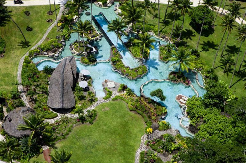 Laucala Island Resort, Фиджи, один из самых дорогих отелей планеты