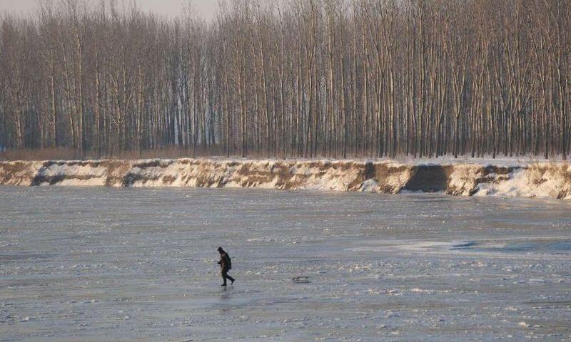Лена - одна из самых длинных рек в мире