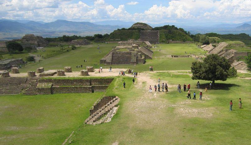 Места для эзотерического туризма в Мексике