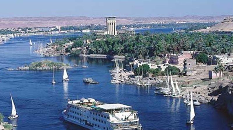 Нил - одна из самых длинных рек в мире