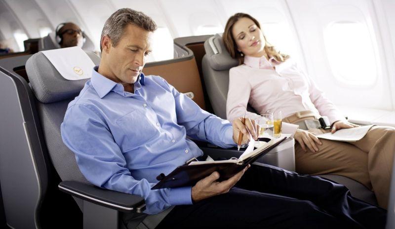 Хорошее место в самолете