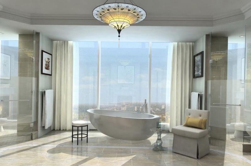 Four Seasons Hotel, Нью-Йорк, самый дорогой номер отеля