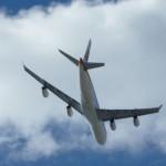 На какой высоте летают пассажирские самолеты?