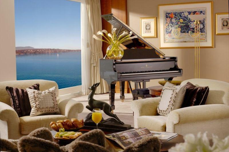 Hotel President Wilson, Швейцария - самый дорогой номер отеля в мире, фото
