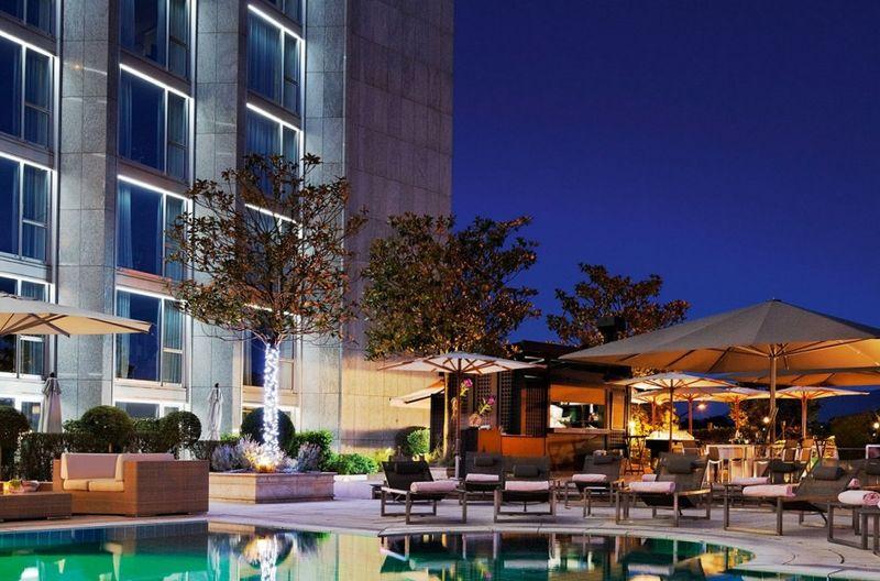 Hotel President Wilson, Швейцария - самый дорогой отель в мире, фото