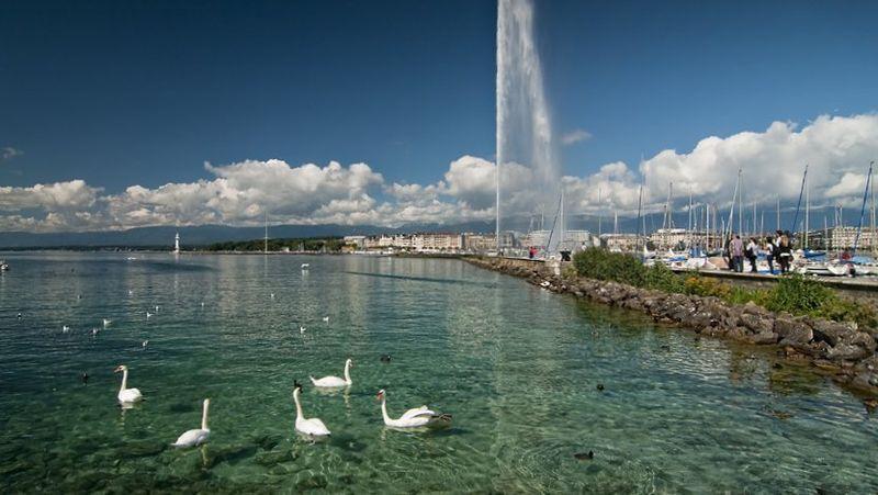 Что посмотреть в Женеве, Швейцария