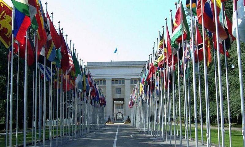 Дворец Наций, Женева