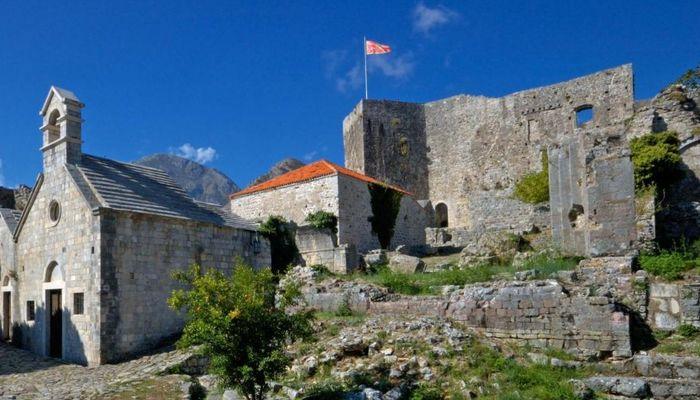 Старый город Бар, Черногория