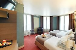 Home Latin в Париже, бюджетная гостиница