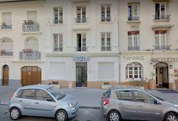 В Париже Hotel Charma, не дорого