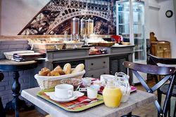 Hotel Excelsior Latin, недорогой отель в центре Парижа