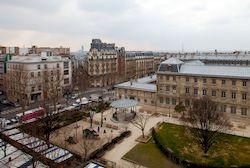 Hotel du Square d'Anvers, в самом центре Парижа