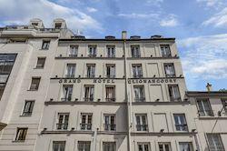 Montmartre Clignancourt в Париже, бюджетный отель