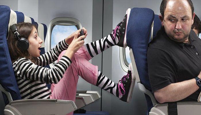 За что могут выгнать пассажира самолета