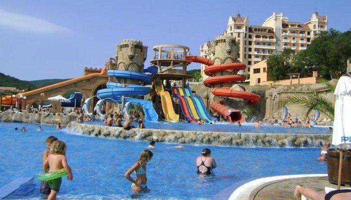 Отель Elenite Spa Villas в Болгарии, все включено