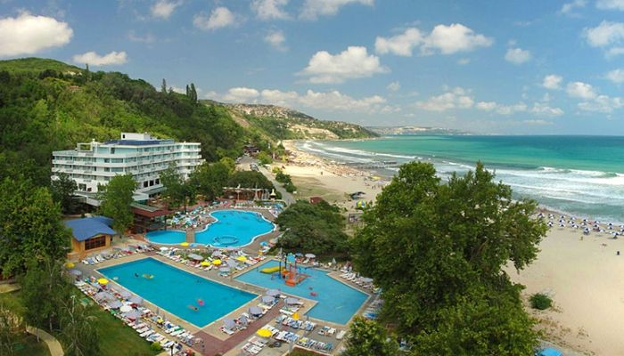 Отель Колиакра в Болгарии, все включено