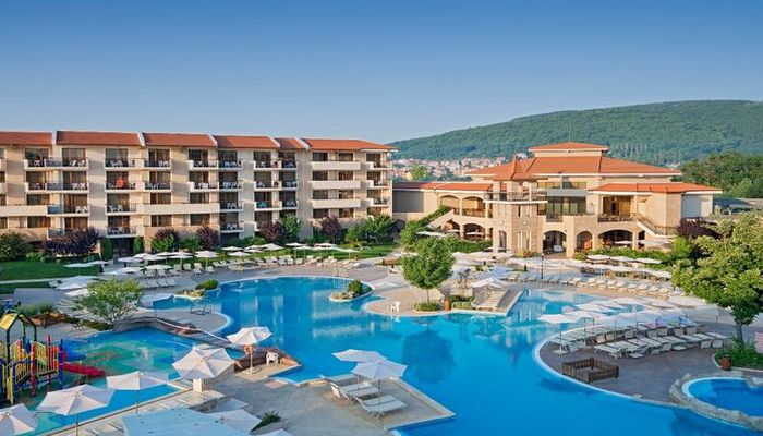 Отель Miramar в Болгарии, с собственным пляжем
