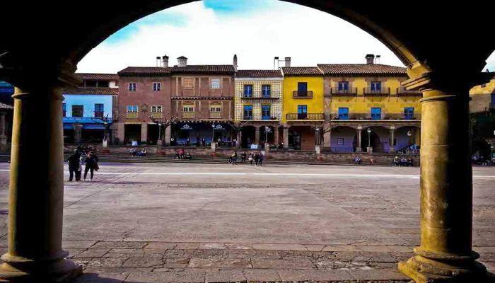 Испанская деревня, достопримечательность Барселоны