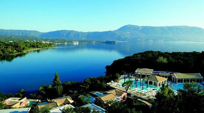 Grecotel Eva Palace, отель в Греции с питанием «все включено»