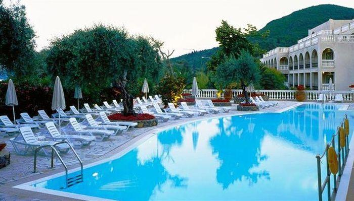 MarBella Corfu, отель в Греции с собственным пляжем