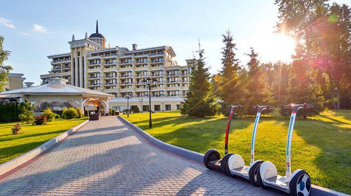 MIstral Hotel & SPA, отель в Подмосковье