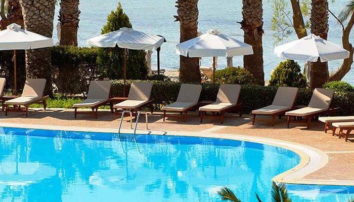 Отель в Греции Sani Beach, все включено