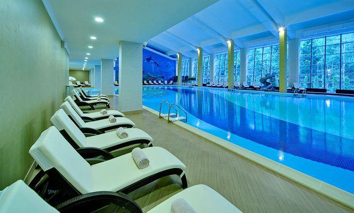 Спа отель в Подмосковье с бассейном и «все включено»