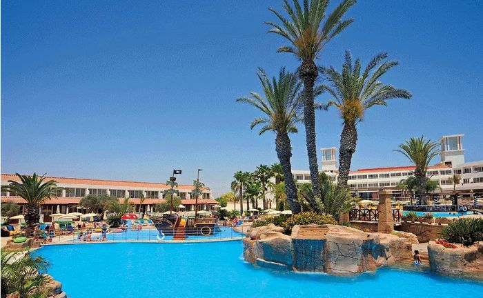Olympic Lagoon Resort Ayia Napa, отель на Кипре
