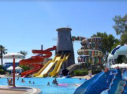 Eden Club Skanes, трехзвездочный отель для отдыха с детьми в Тунисе