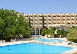 Nahrawess Hotel Thalasso, отель в Тунисе, 4 звезды