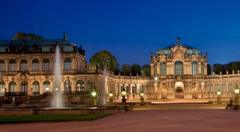 Что посмотреть в Дрездене