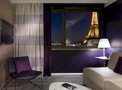 Отель Mercure Paris Centre Tour Eiffel с видом на Эйфелеву башню, 4 звезды