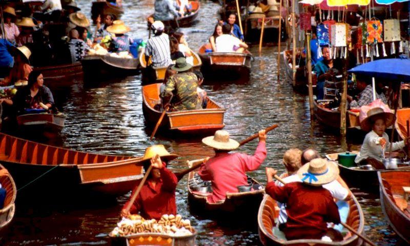 Поездка в Юго-Восточную Азию