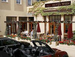 Austria Classic Hotel Wien, 3 звездочный отель в Вене