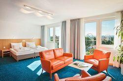 Austria Trend Hotel Messe Wien, трехзвездочный отель в Вене, фото