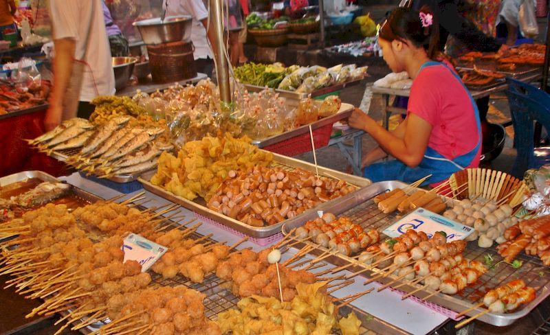 Стрит-фуд в Юго-Восточной Азии
