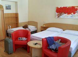Hotel Graf Stadion, бюджетные отели Вены