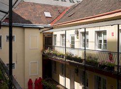 Hotel am Brillantengrund, отель в центре Вены, фото