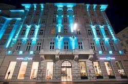 Motel One Wien Staatsoper, недорогой трехзвездочный отель в Вене