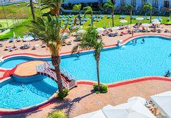 Tsokkos Protaras Beach Hotel, Кипр, Протарас, лучший отель с 4 звездами на Кипре