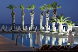 Vrissiana Beach Hotel, отель в Протарасе на Кипре