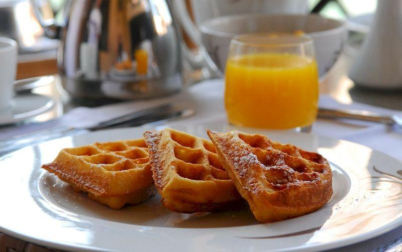 bb завтрак