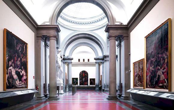 Галерея академии изящных искусств, Флоренция