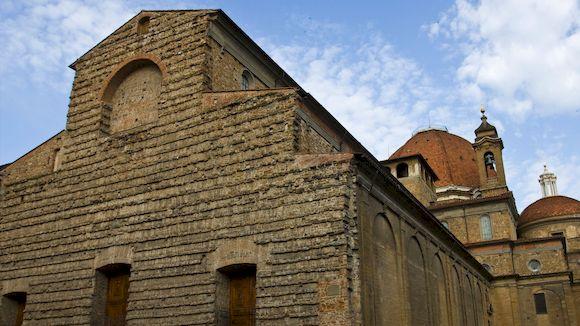 Базилика Сан Лоренцо, Флоренция