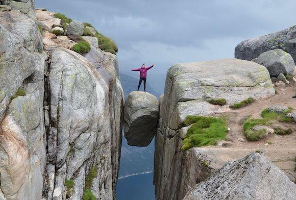 Кьераг, опасная гора